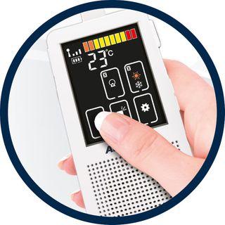 Angelcare Babyphone AC 720-D mit Touchscreen – Bild 2