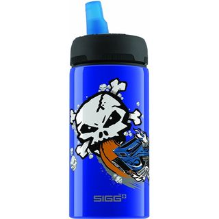 SIGG 8362.30 Trinkflasche NAT Hot Wheels Bone Shaker 0.4L