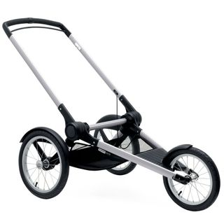 Bugaboo Runner Basis, silber