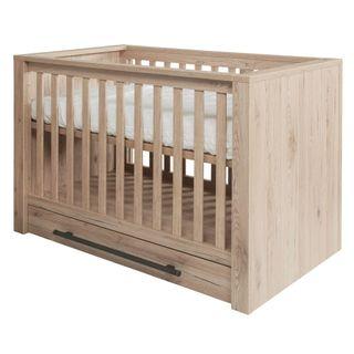 Kidsmill Babyzimmer Timber natur (inkl. Bett 60x120cm) – Bild 2