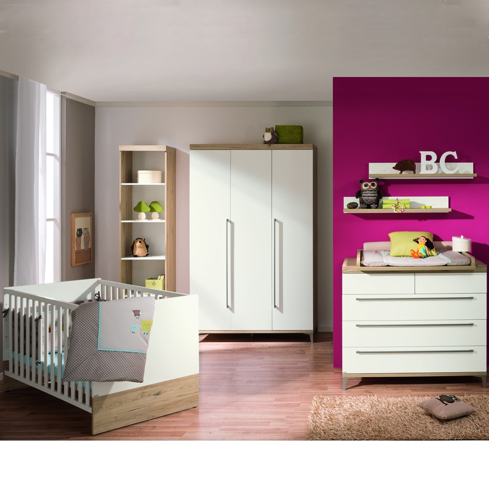 paidi remo babyzimmer mit schrank 3 t rig m bel babyzimmer. Black Bedroom Furniture Sets. Home Design Ideas