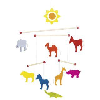 Goki 52962 Mobile Tiere