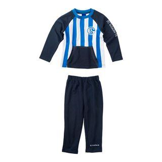 Schalke 04 12845 Baby-Jogger Gr. 116 – Bild 1