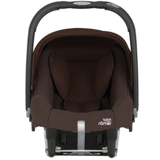 Römer Babyschale Baby-Safe plus SHR II - wood brown - Modell 2016 – Bild 2