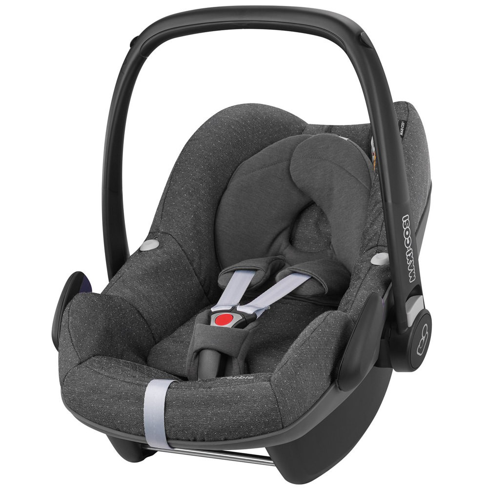 Maxi-Cosi Pebble Babyschale - sparkling grey -