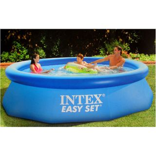 Intex 28112GN - Easy Pool Set inkl. Filterpumpe 244cm x 76cm neue Form – Bild 1