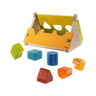 Haba 301699 Sortierbox Versteck-Dreieck – Bild 2