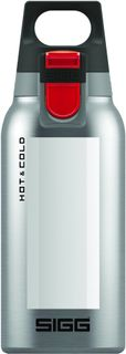 Sigg 8584.20 Thermoflasche Hot und Cold ONE Accent White 0,3L