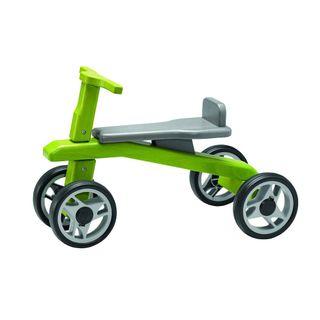 Geuther 2963 Laufrad MyRunner grün/grau