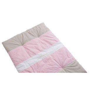 Be Be's Collection 410-60 Krabbeldecke Kleine Prinzessin neu 100 x 135 cm rosa
