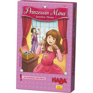 Haba 301846 Prinzessin Mina – Juwelen-Memo – Bild 1