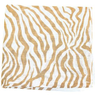 Odenwälder 10045-620 Mullwindeln Leo 3er Pack beige 80 x 80 – Bild 4