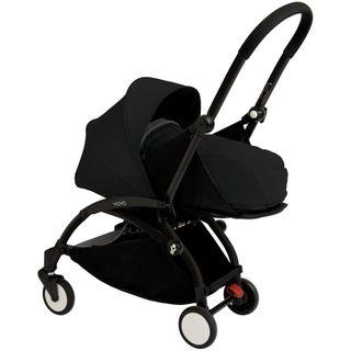 Babyzen YoYo+ 0+ Buggy, schwarz/schwarz – Bild 1