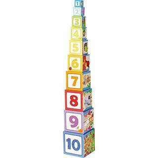 Haba 302030 Stapelwürfel Rapunzel – Bild 1