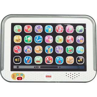 Fisher Price Lernspaß Tablet grau