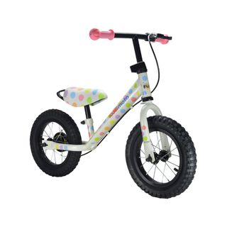Kiddimoto Super Junior Max mit coolen Motiven - Laufrad ab 18 Monate – Bild 2