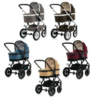 Moon Kinderwagen Nuova City 2017 – Bild 1