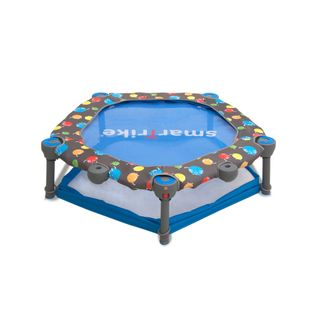 smarTrike 910-1300 Trampolin 3-in-1 Durchmesser 100cm – Bild 1