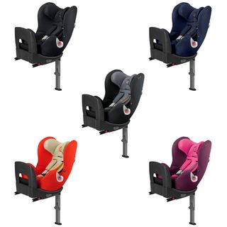 Cybex Reboarder Sirona Kindersitz – Bild 1