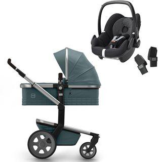 Joolz Day 2 Kinderwagen Quadro inkl. Maxi-Cosi Pebble Babyschale – Bild 2