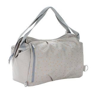 Lässig 1101006206 Casual Twin Bag - Triangle Light Grey – Bild 1