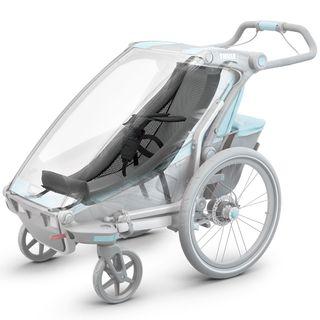 Thule Babysitz für Chariot Fahrradanhänger – Bild 2