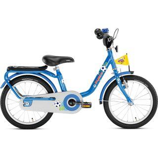 Puky Kinderfahrrad Z 6 light blue, 16 Zoll