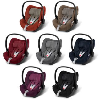 Cybex Babyschale Cloud Q PLUS, Design 2017 – Bild 1