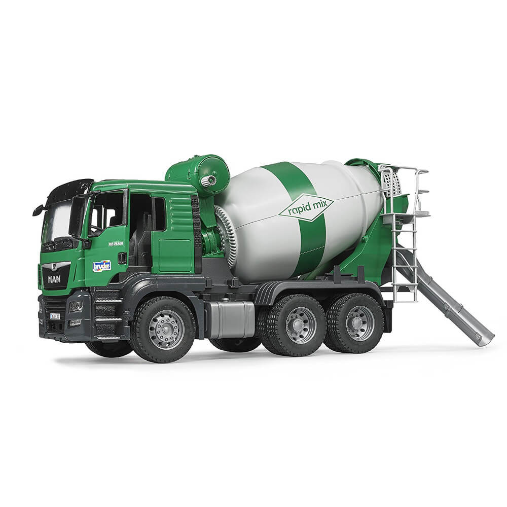 Bruder 03710 Fahrzeug MAN TGS Betonmisch-LKW