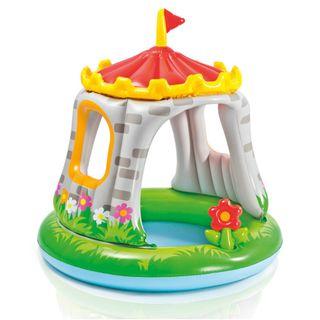 Intex 57122NP - Planschbecken Baby Pool Burg – Bild 2