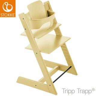 Stokke Tripp Trapp Hochstuhl inkl. Babyset – Bild 5