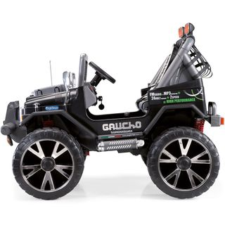 Peg Perego Jeep Gaucho Superpower Elektroauto – Bild 2