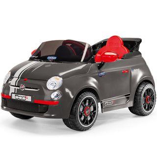 Peg Perego Fiat 500 Elektroauto optional mit Fernbedienung – Bild 6