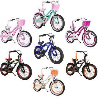 Kinderfahrrad Bikestar 16 Zoll - Deluxe Cruiser – Bild 1