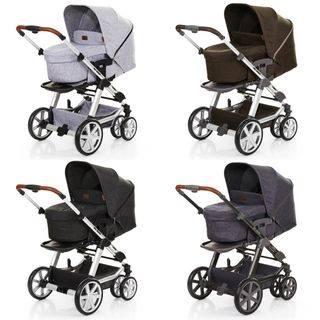 ABC Design Turbo 6 Kinderwagen, Kollektion 2018 – Bild 1