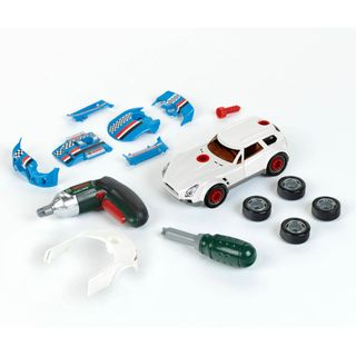 Theo Klein 8368 Bosch Car Tuning Set, 3 in 1