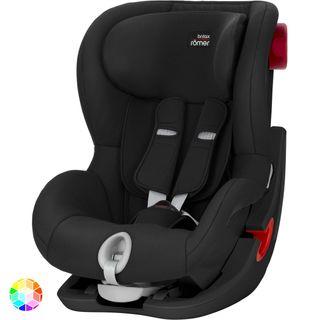 Britax Römer Kindersitz King II Black Series - Modell 2018 – Bild 1
