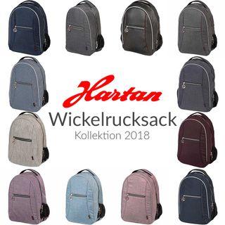 Hartan Wickelrucksack - Kollektion 2018 – Bild 1