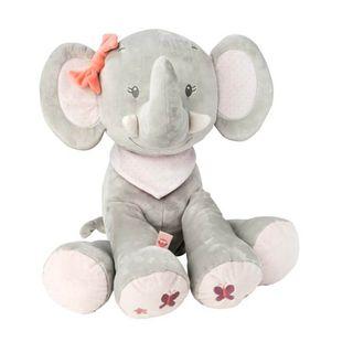 Nattou Adèle & Valentine Elefant Mega 75cm