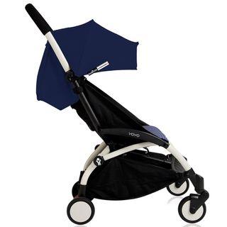 Babyzen YoYo+ 6+ Buggy, weiß/air france blue – Bild 2