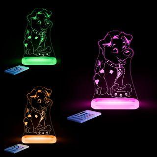 Aloka Nachtlicht mit verschiedenen Farben – Bild 8