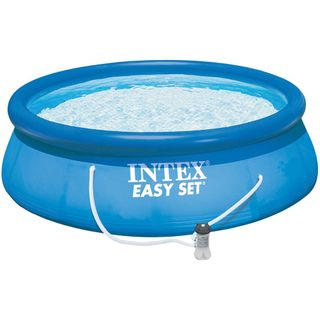 Intex Pool Easy Set inkl. Filterpumpe, 366 x 76cm