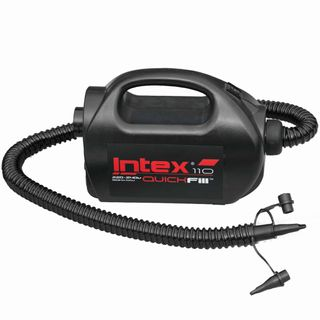 Intex Quick-Fill Pumpe, 230V, High PSI