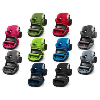 Kiddy Kindersitz Guardianfix 3, Kollektion 2018 – Bild 1