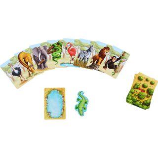 Haba Reaktionsspiel Wilde Tiere - Schnipp Schnapp – Bild 2