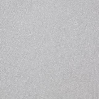 Alvi Spannlaken Jersey silber 70x140mm