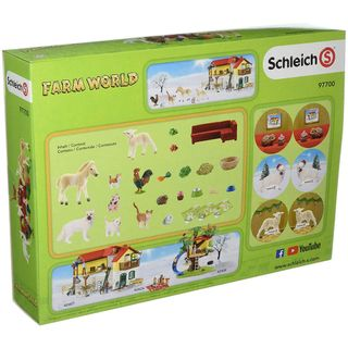 Schleich Adventskalender Farm World 2018 – Bild 2