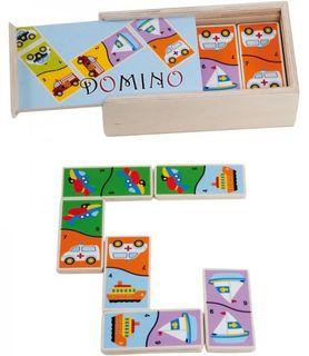 Bieco 74-920512 Domino Fahrzeuge