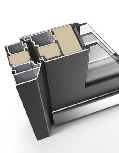 Pirnar Austattung Profil Alu Premium Carbon Contour