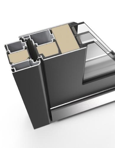 Pirnar Austattung Profil Alu Premium Carbon Soft